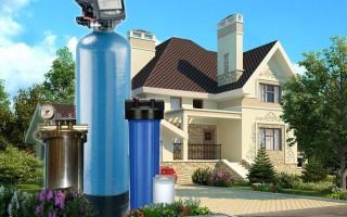 Какой нужен фильтр для очистки воды из скважины и как сделать систему своими руками?