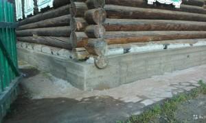 Практические советы по ремонту фундамента под деревянным домом