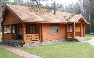 Самое важное о фундаменте для деревянного дома