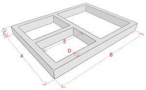 калькулятор фундамента ленточного