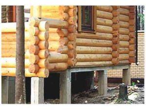 забивные сваи для частного дома