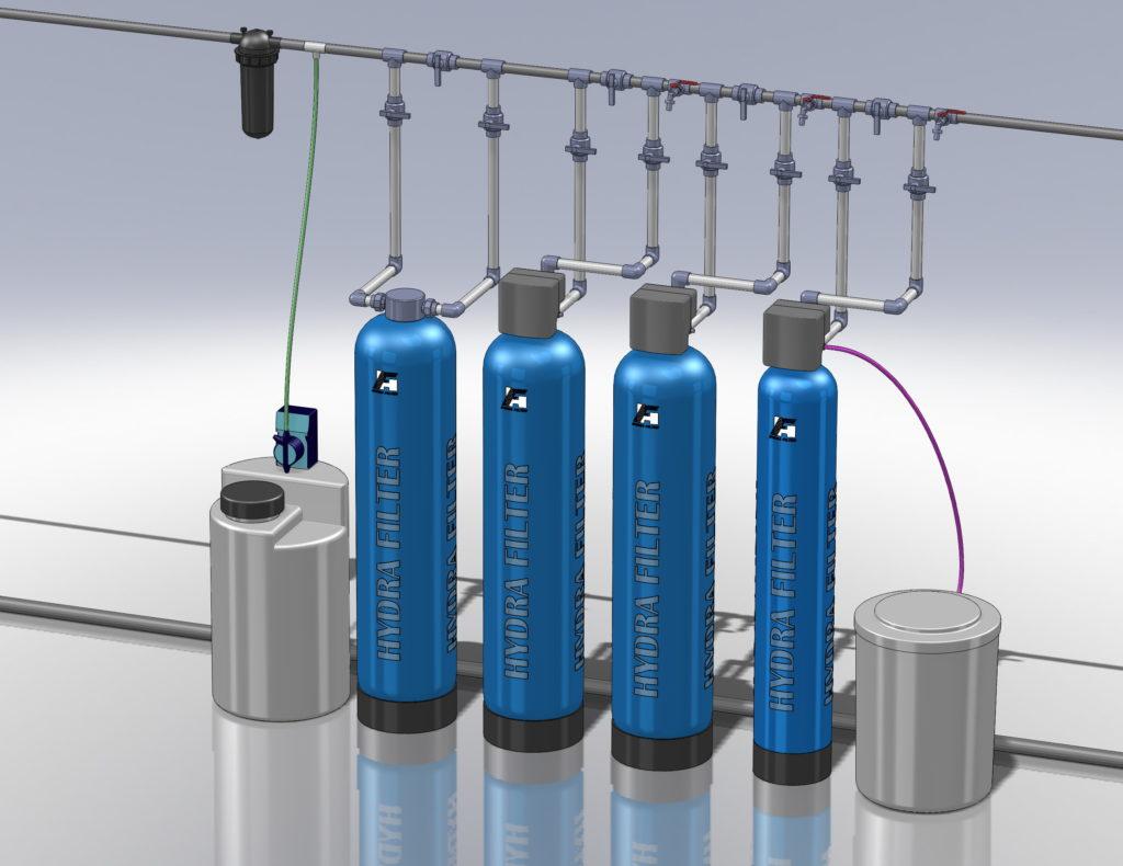 Системы глубокой водоподготовки