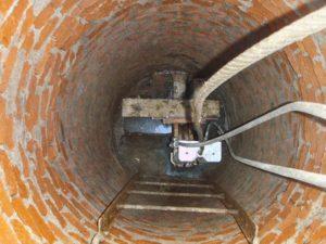 колодцы водопроводные из кирпича